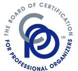 Board of Certification for Professional Organizers BCPO